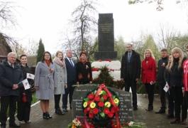 Беларусь помнит! Помним каждого