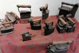 Музей утюга в Чаусах